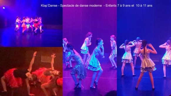 Danse moderne à Rueil Malmaison et à Bougival