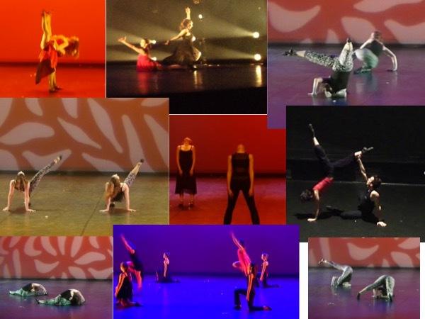 Photos duos danse moderne niveau avancé