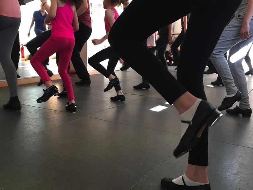 Cours De Claquettes Klap Danse